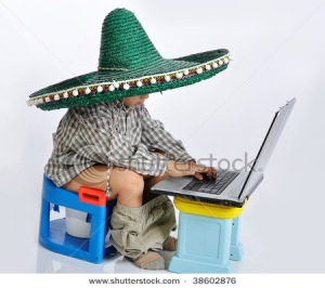 stock-photo-cute-kid-with-mexican-hat-on-head-sitting-on-toilet-with-laptop-38602876